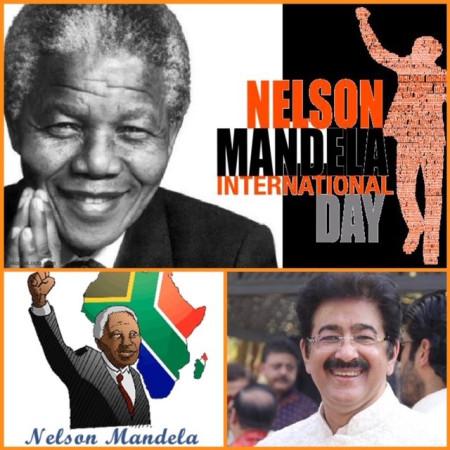 Nelson Mandela International Day Celebrated at AAFT University