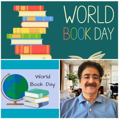 World Book Day Celebrated at AAFT University