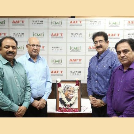 APJ Abdul Kalam Remembered at AAFT University