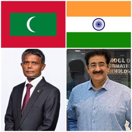 Indo Maldives Cultural Forum Celebrated National Day of Maldives